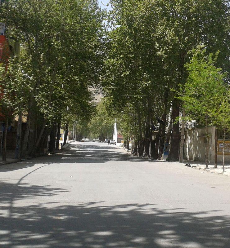 خیابان سرچشمه