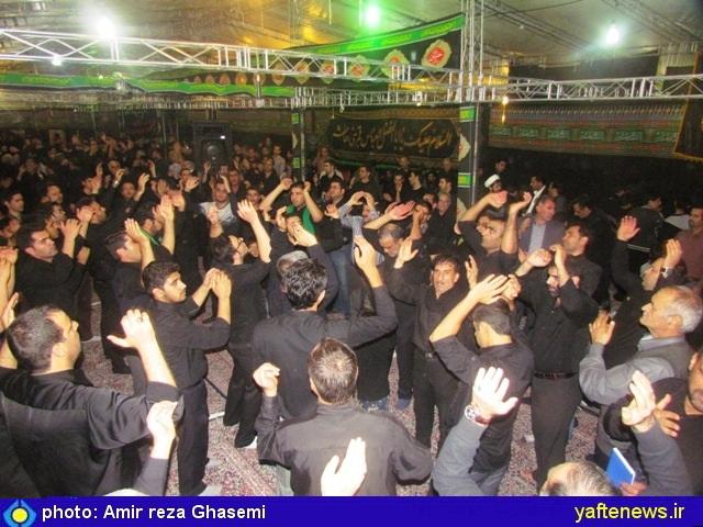 عزاداری لرستانی ها در تهران