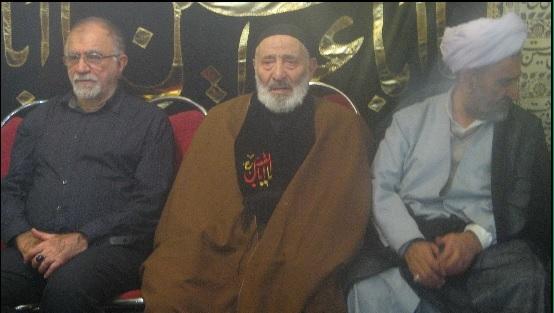 حاج آقا عباسی فرد-حاج آقا سلوک-حاج کاظم صدیق